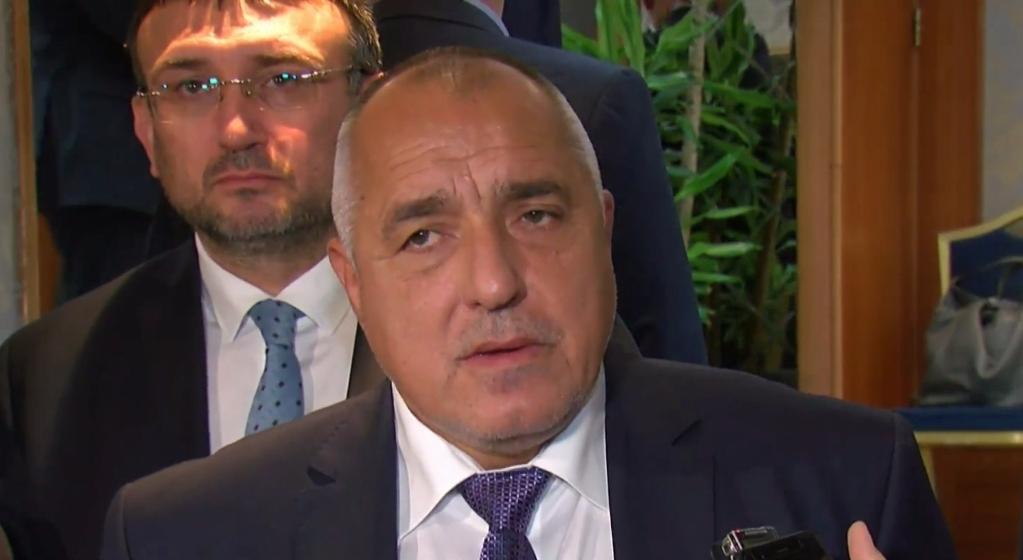 Борисов: Разкрачената поза не е полезна за никого
