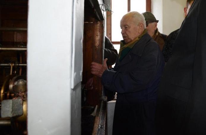 """Почина """"властелинът на времето"""" във Варна"""