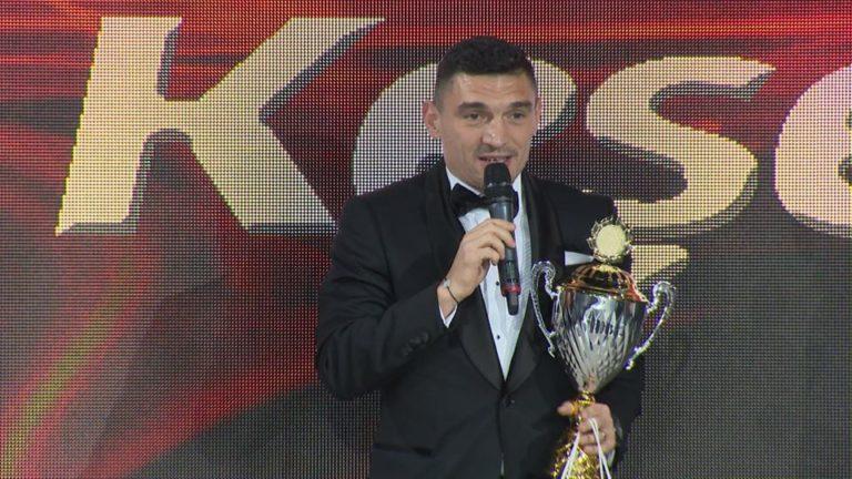 Ценен приз за Кешерю в Румъния