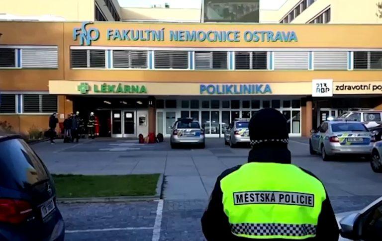 Мъж уби шест души в чешка болница и се самоуби