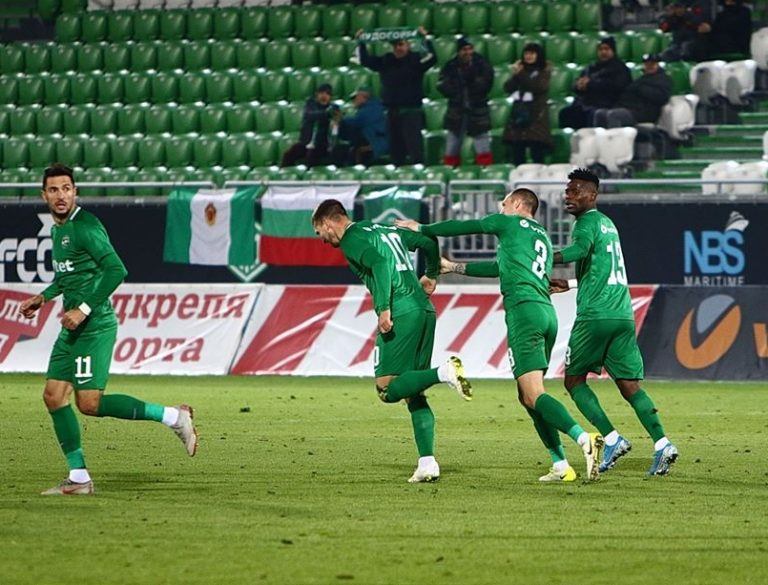 Лудогорец продължава в ЛЕ след равен срещу Ференцварош
