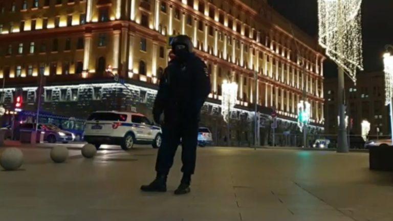 Стрелба в центъра на Москва, има убити