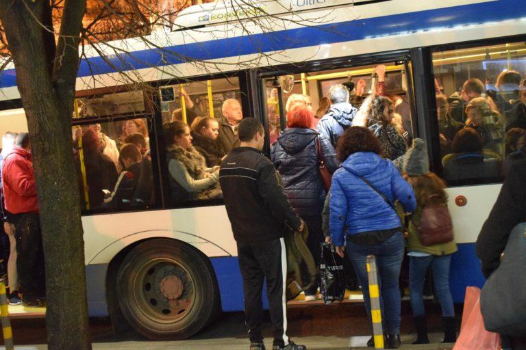 Безплатен градски транспорт – в новогодишната нощ във Варна