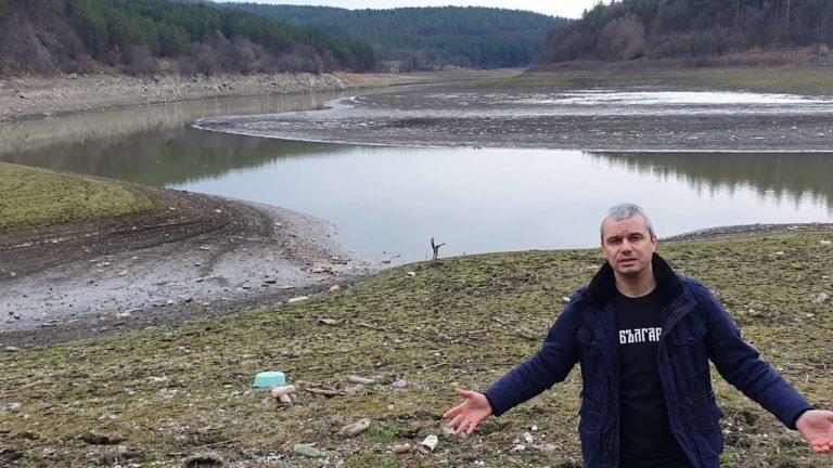 Костадин Костадинов: Язовир Камчия е наполовина източен, ще има ли воден режим във Варна?