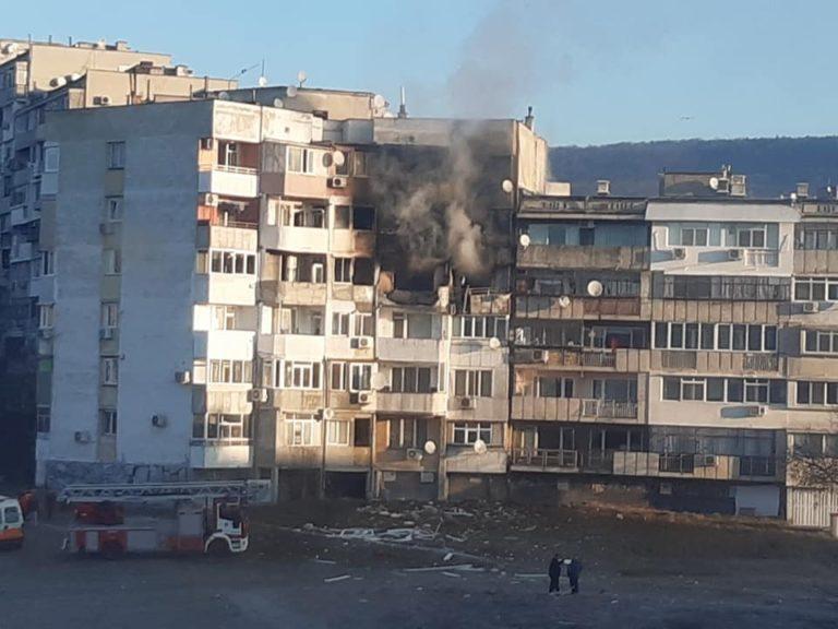 Взривът във Владиславово вероятно е причинен от бензин и газ