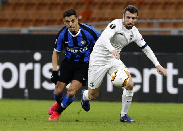 Лудогорец игра достойно, но загуби отново от Интер