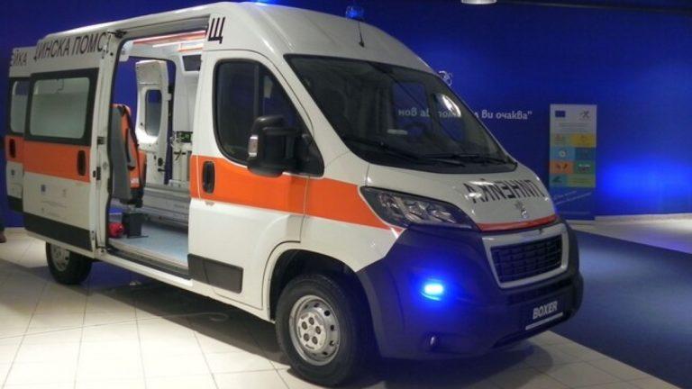 Центърът за Спешна помощ във Варна с нови линейки по европроект