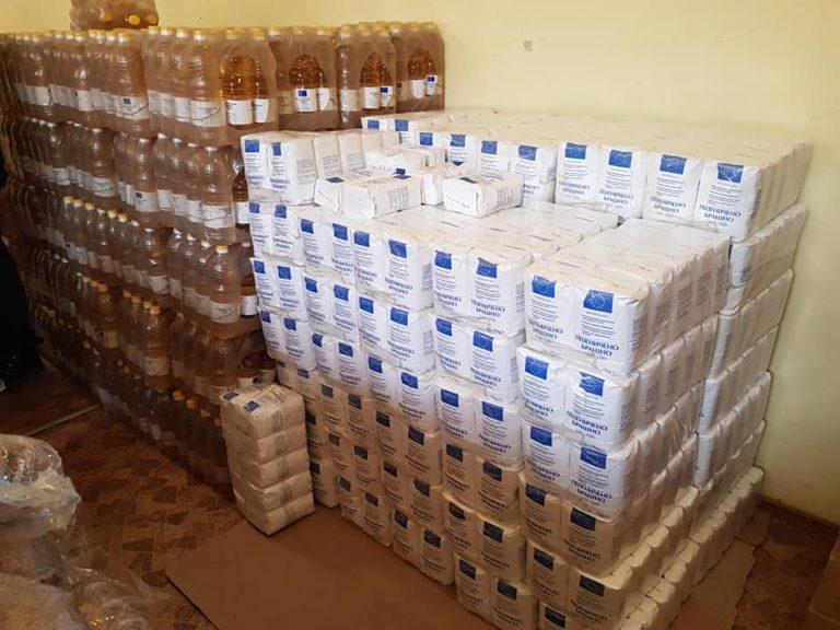 Започва раздаването на хранителни продукти за крайно нуждаещи се в Девня