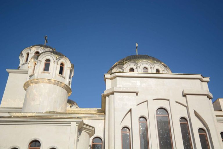 """Новият храм на Варна """"Св. Прокопий Варненски"""" е почти готов"""