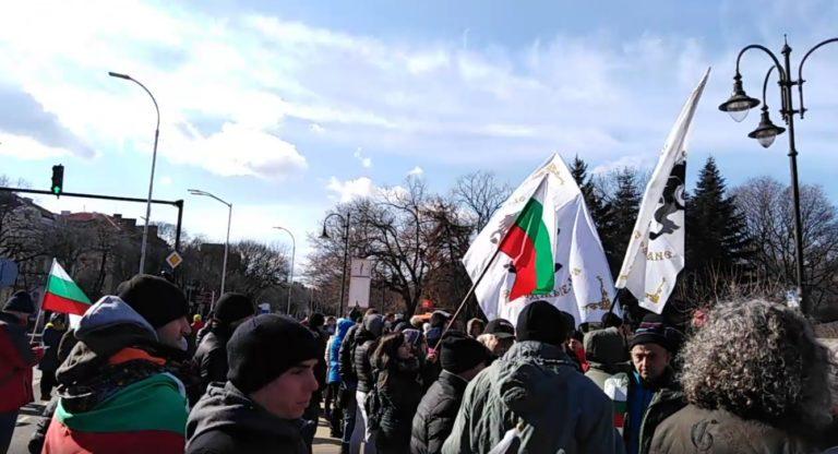 Варненци искаха оставка на правителството