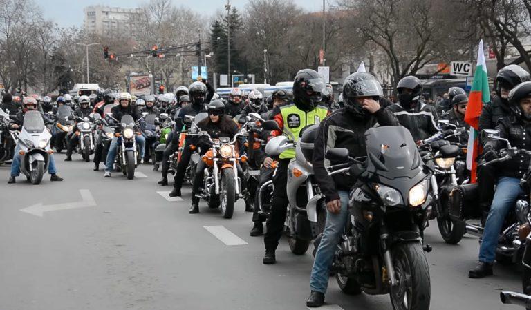 """Мотошествие """"В името на България"""" ще се проведе на 3-и март"""