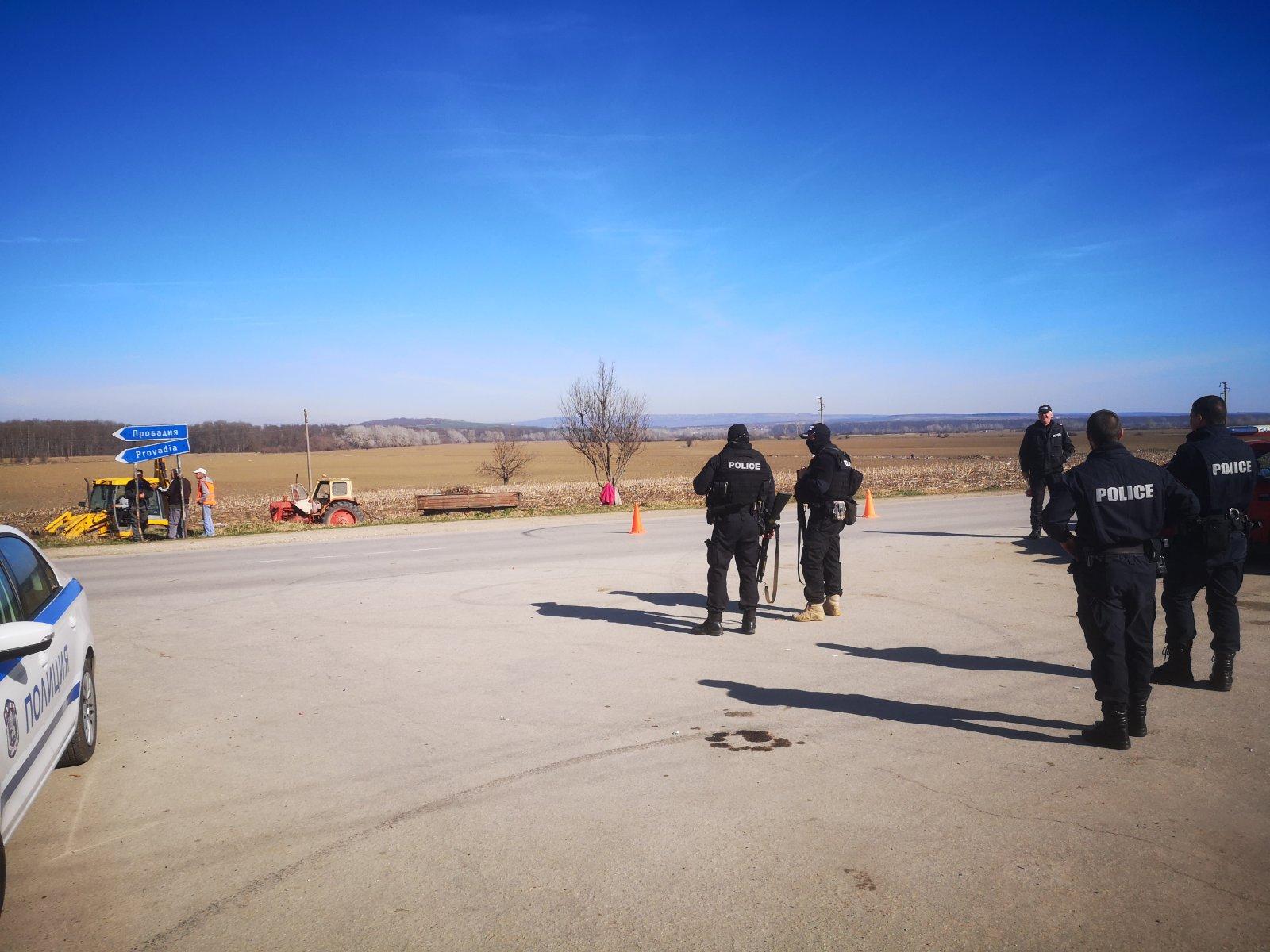 Нова спец акция за противодействие на битовата престъпност във Варненско