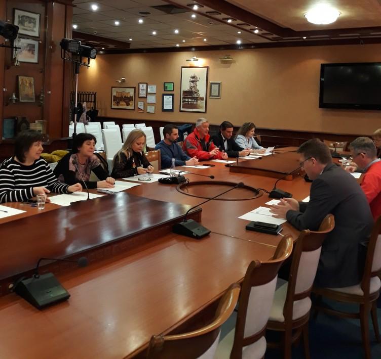 Приеха Програма за дейността на Местната комисия за борба с трафик на хора за 2020 г