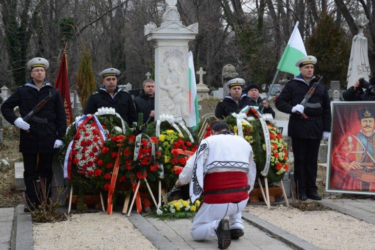 Почетоха паметта на Капитан Петко войвода
