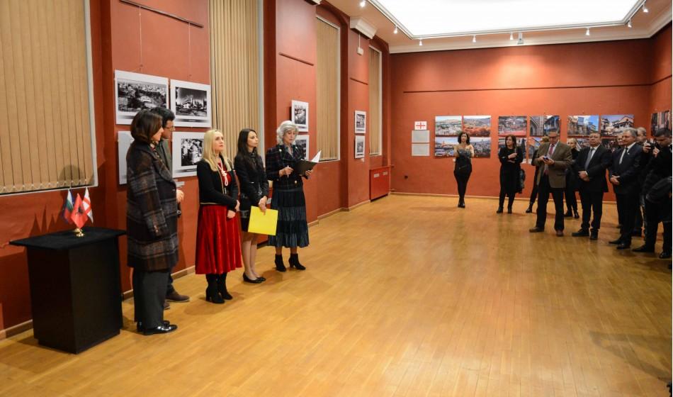 Съвместна изложба представя градовете Тирана и Тбилиси
