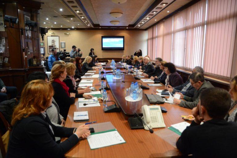 """Дискусия на тема """"Социални услуги – реформа, възможности и предизвикателства"""" се проведе в Община Варна"""