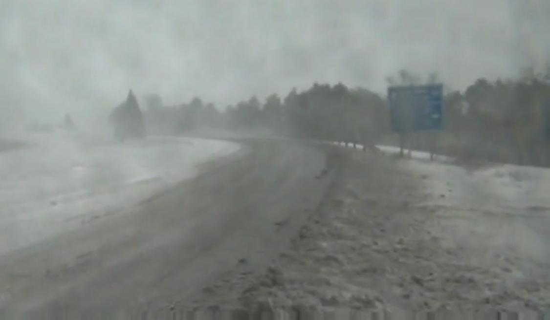 Карайте внимателно! Затруднено е придвижването по пътя Варна – Добрич