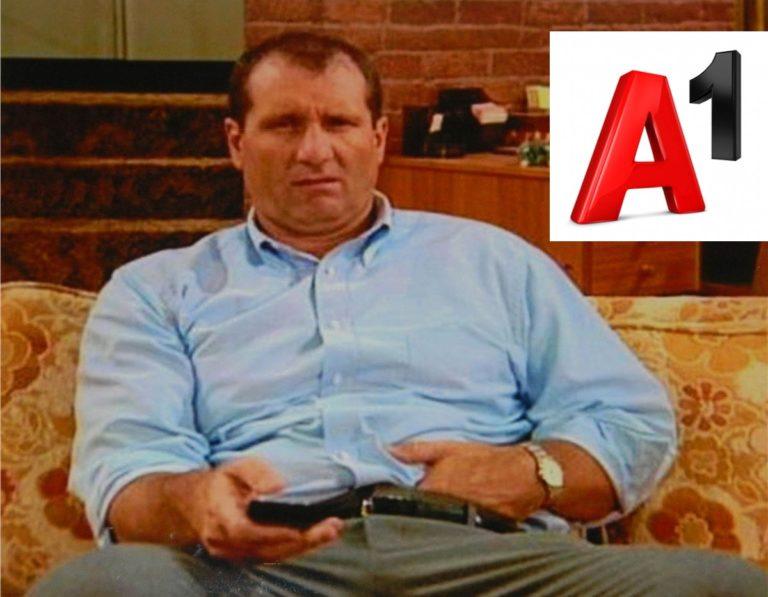 А1 пуска безплатно над 200 канала, за да насърчи клиентите си да стоят у дома