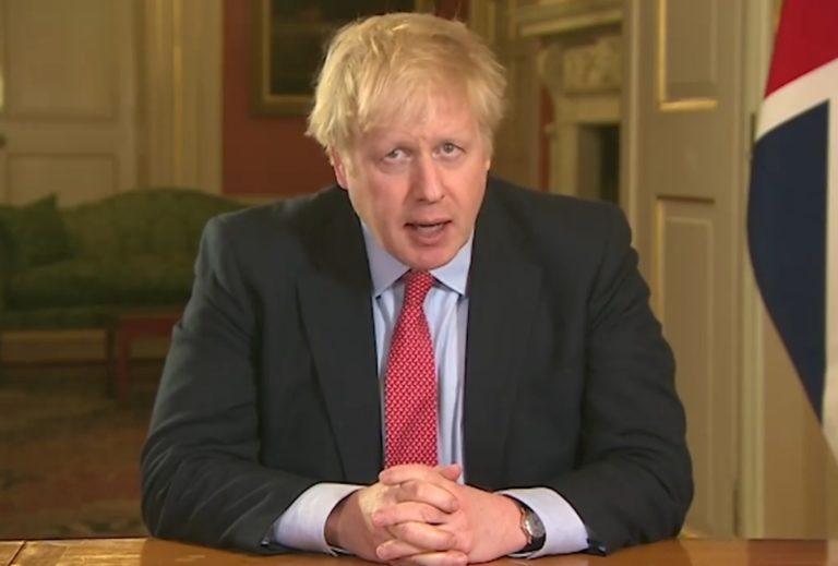Борис Джонсън е болен от коронавирус