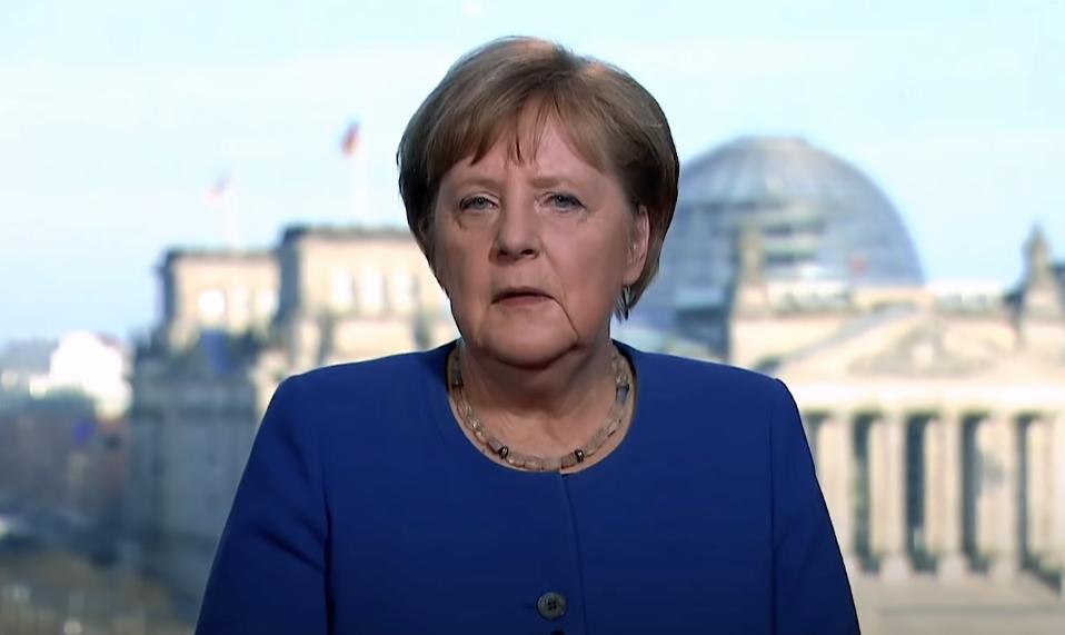 Ангела Меркел е под домашна карантина