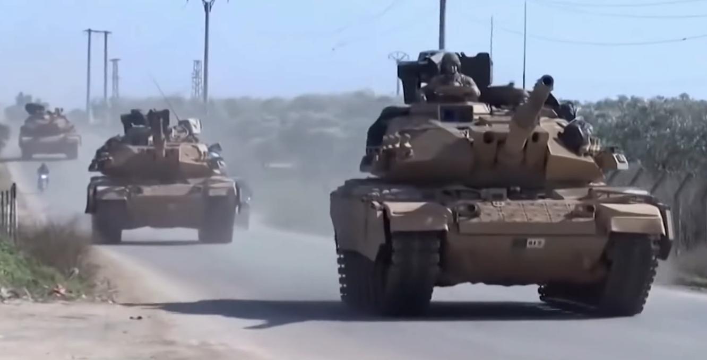 Турция е стартирала операция Пролетен щит в Сирия