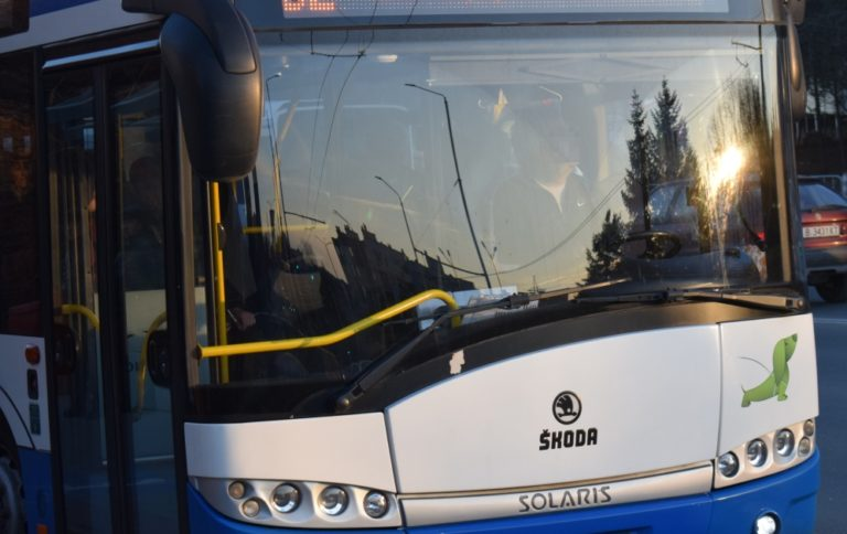 63-годишен мъж падна и се контузи след рязко тръгване на автобус