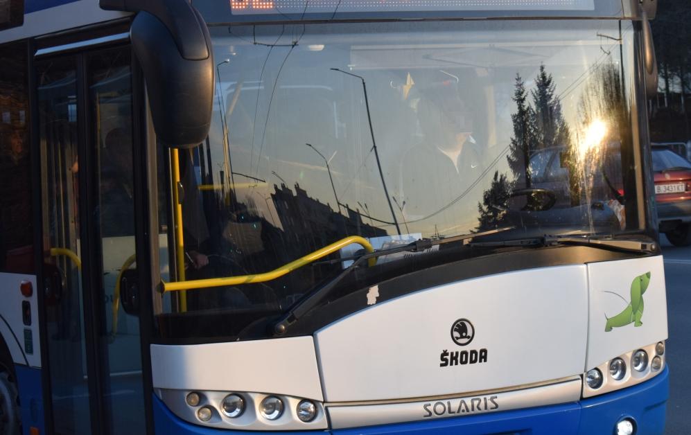 Възстановяват обслужването на автобусна линия 31 А