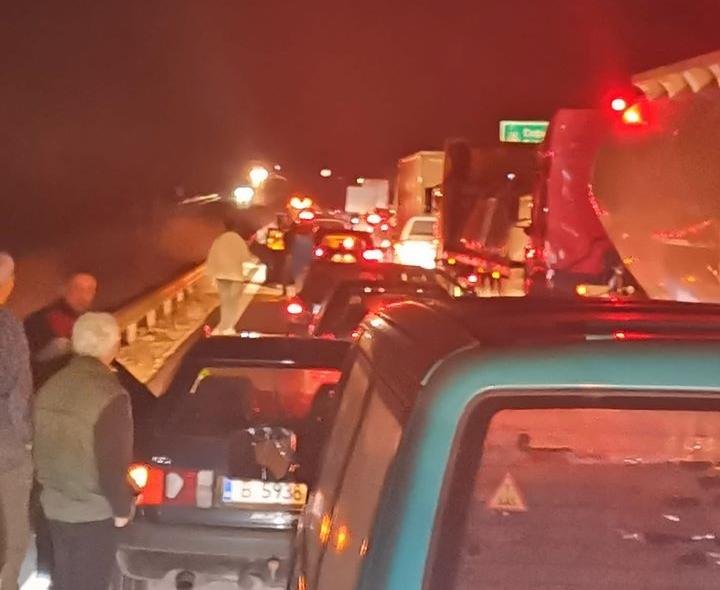 Катастрофа на магистралата от Варна за Провадия