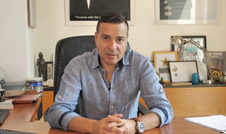 Журналистът Слави Ангелов е бил пребит в София
