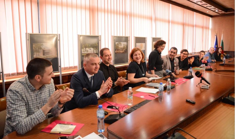 """Българо-германски екип спечели международния конкурс за нова сграда на """"Карин дом"""""""