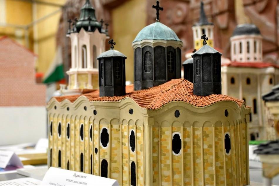 """Наградиха победителите в конкурса """"Българските архитектурни паметници в макети"""""""