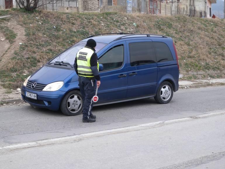 Спецакция се провежда в село Оброчище