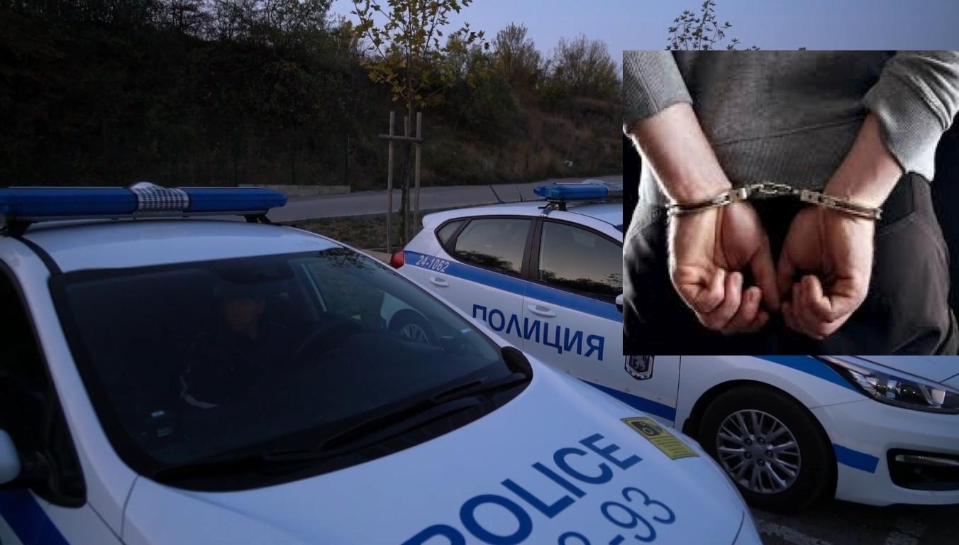 Мъж опита да ограби банка във Варна
