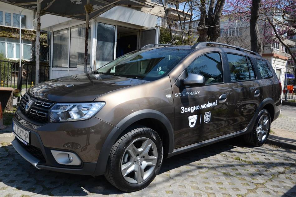 Община Варна получи 3 автомобила за ползване по време на кризата