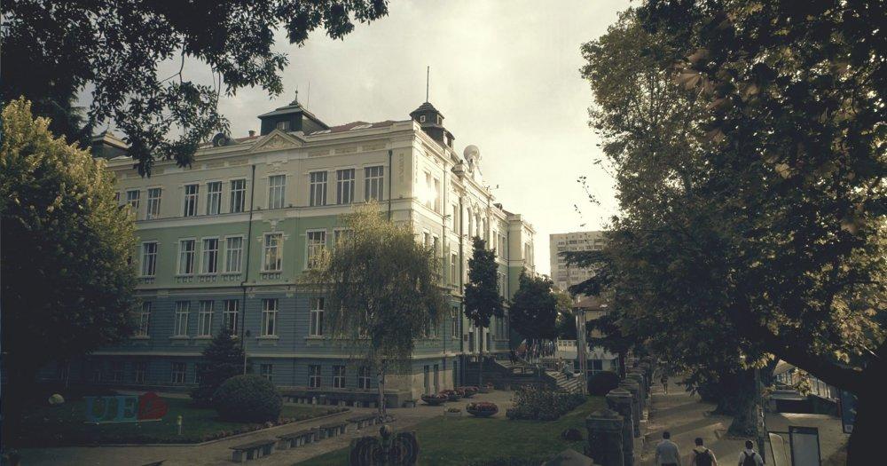 100 години Икономически университет – Варна
