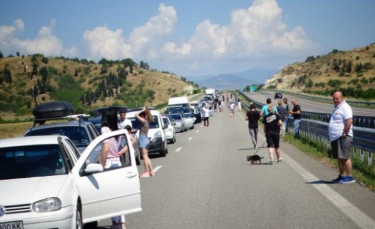 Повече от час чакат отиващите в Гърция