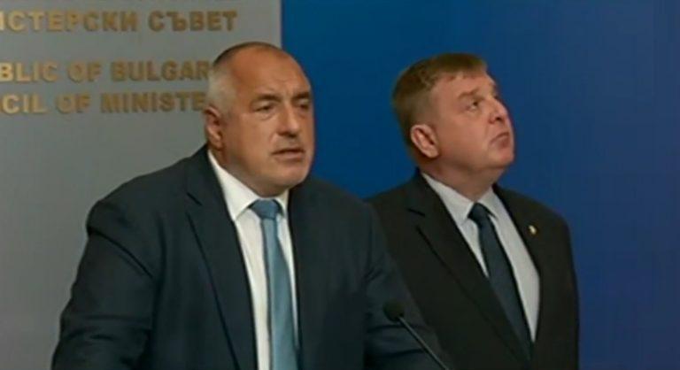Видео: Сменят петима министри в кабинета