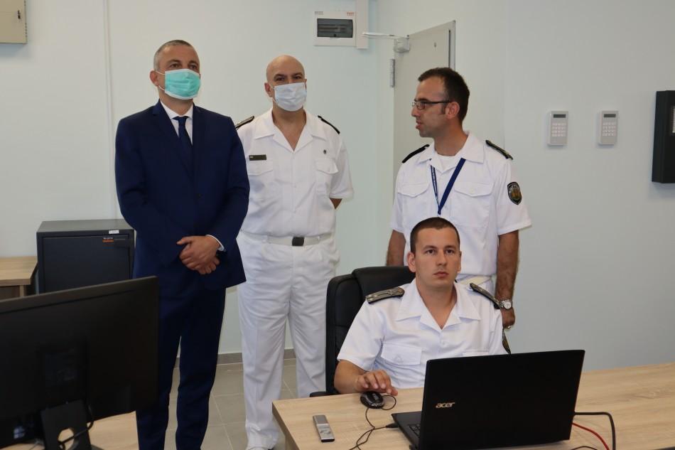 Във Варна откриха нов център към Военноморските сили