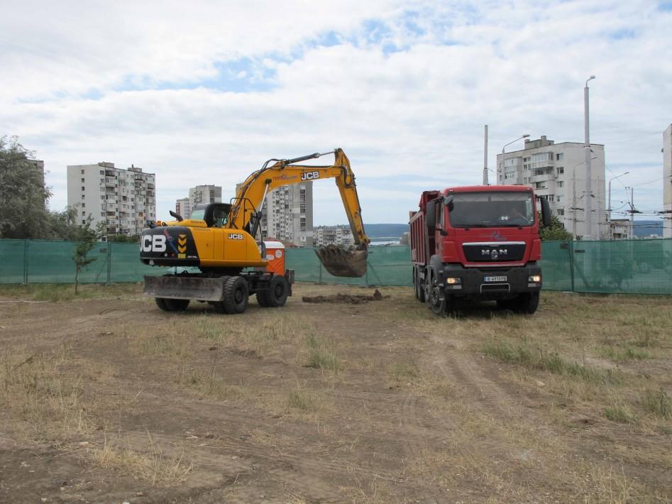 Започва строеж на Център за хора с  деменция във Владиславово
