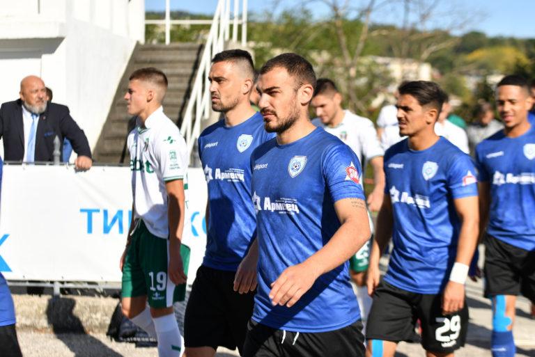 Черно море се класира за 1/8-финалите на турнира за Купата на България
