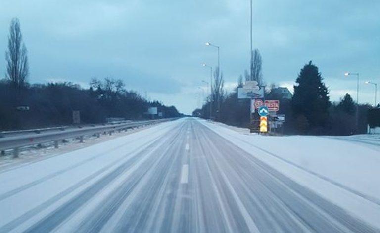 АПИ: Шофьорите да тръгват с автомобили, подготвени за зимни условия!