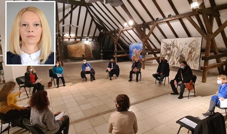 """Мария Тодорова оглави Експертния съвет на общинския фонд """"Култура"""""""