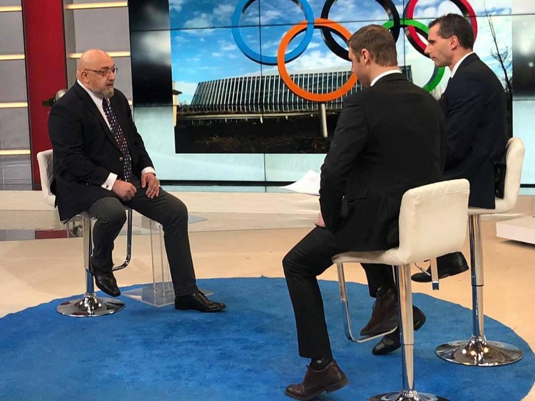 Красен Кралев: За радост на всички Георги Дерменджиев е минало за националния отбор