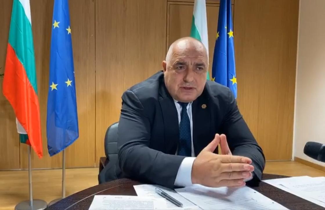 Бойко Борисов: Европа ще е в локдаун до март, очаква се трета вълна и тежки рестрикции (Видео)