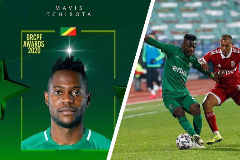 Мавис Чибота стана играч №1 на Република Конго за 2020 г