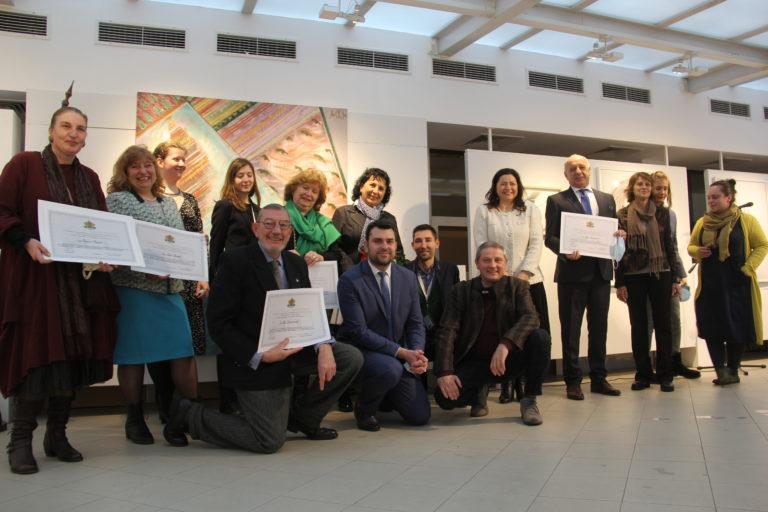 МВнР отличи изявени личности с принос в развитието на културната дипломация