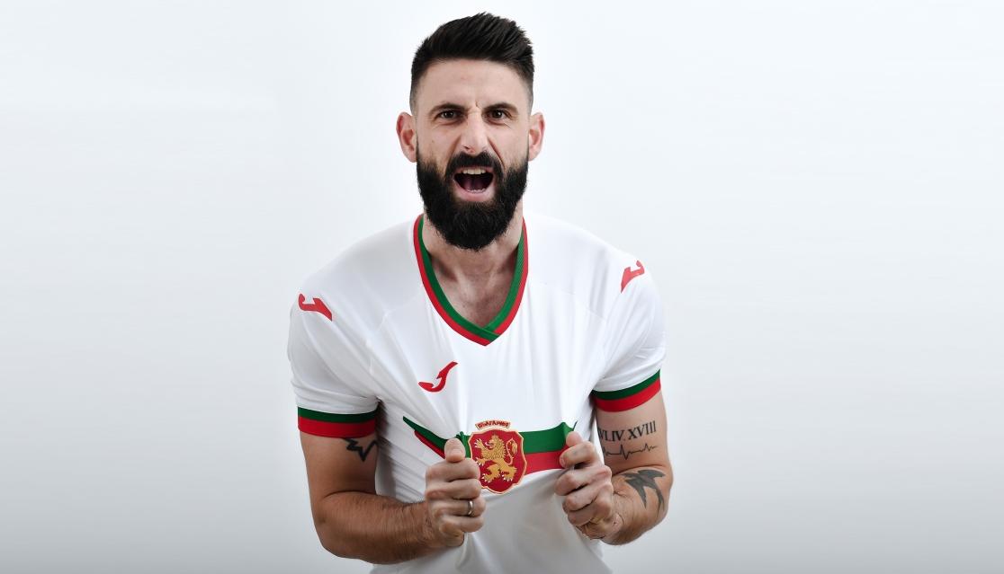 Димитър Илиев спечели наградата за Футболист №1 на България за втора поредна година