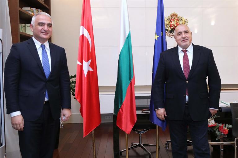 Премиерът Борисов: С преодоляването на COVID-19 туристическият поток между България и Турция ще се възобнови