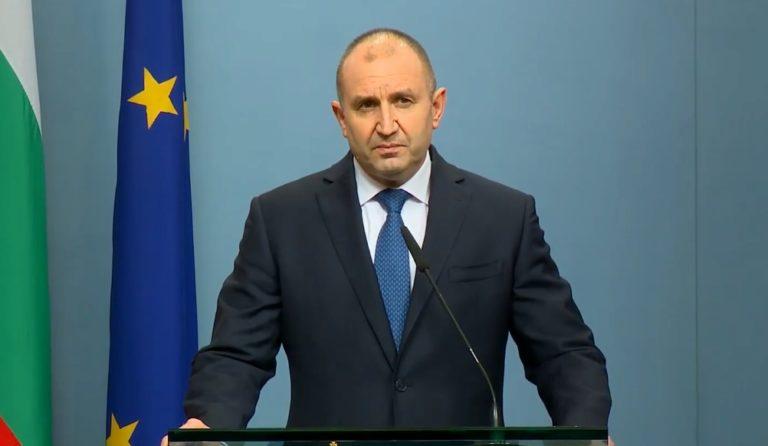 Президентът: България не може да си позволи да пилее повече историческо време