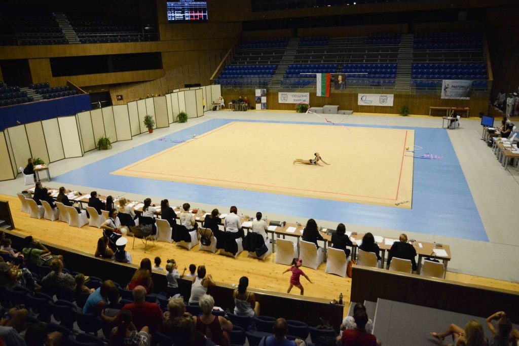 За първи път Варна ще е домакин на четири европейски първенства и една световна купа
